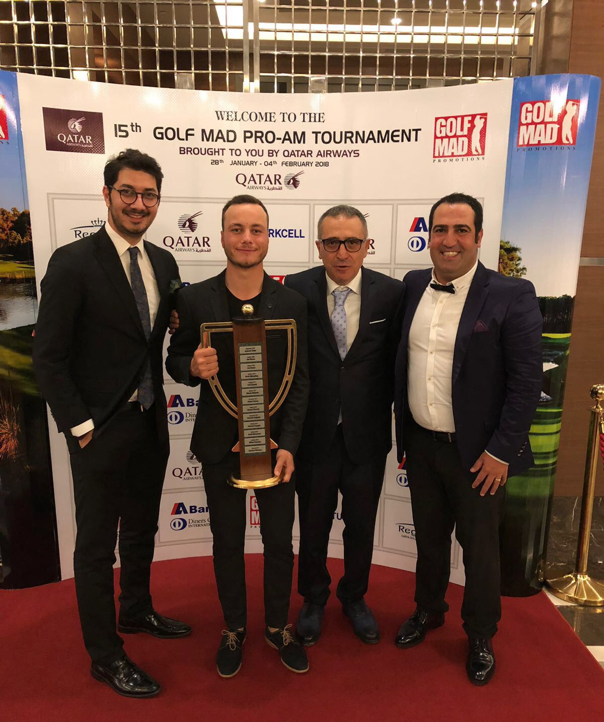 15. Golf Mad Pro-Am Turnuvası
